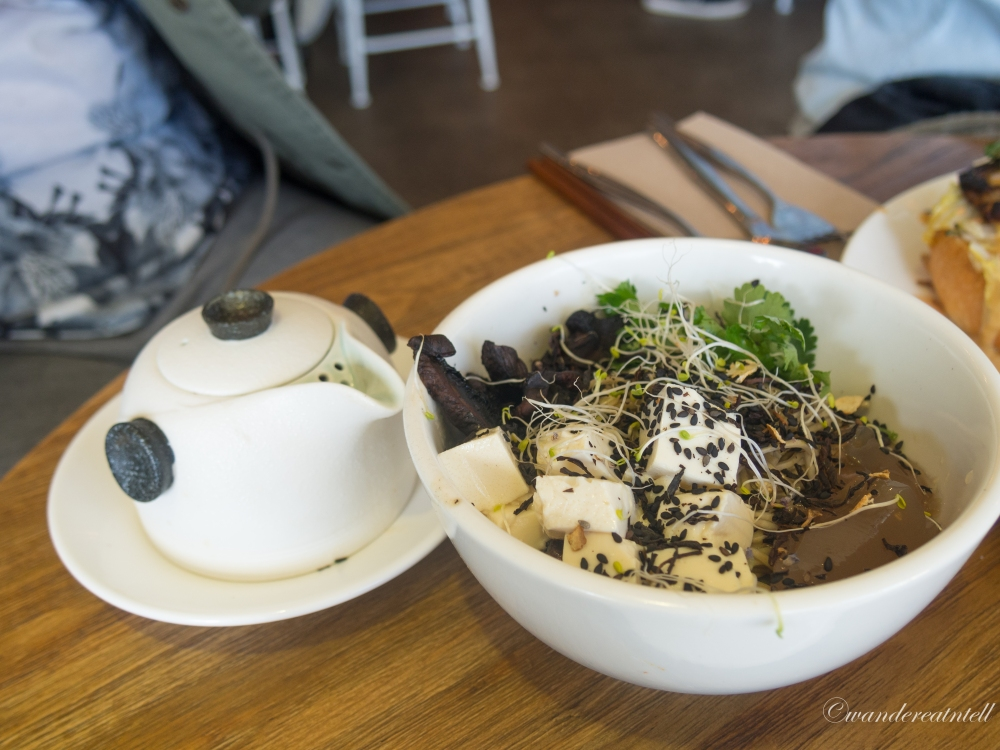 Soba Noodles in Miso, Earl Grey & Lavender Broth - $14